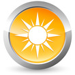 Sonne - Button