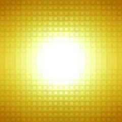 Light in gold