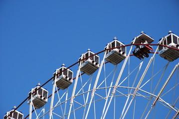 Ferris wheel, Moscow