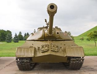 Russian heavy tank