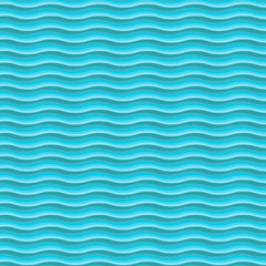 Retro blue pattern background