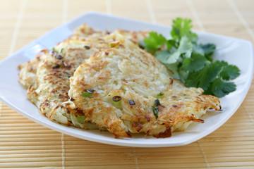 Potato Pancakes (Latkes)