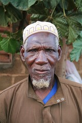 vieil africain