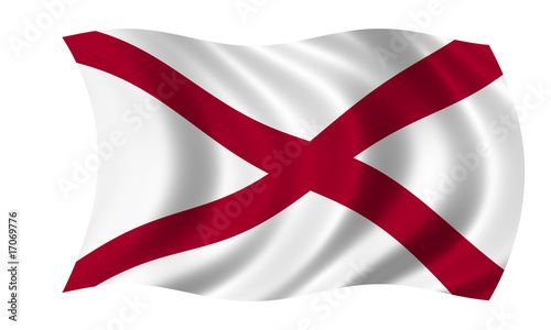 alabama fahne flag