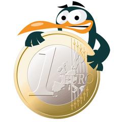 Pingouin euro
