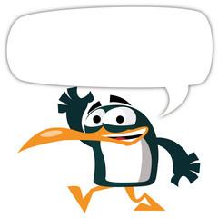 Pingouin bulle