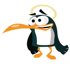 Pingouin ange