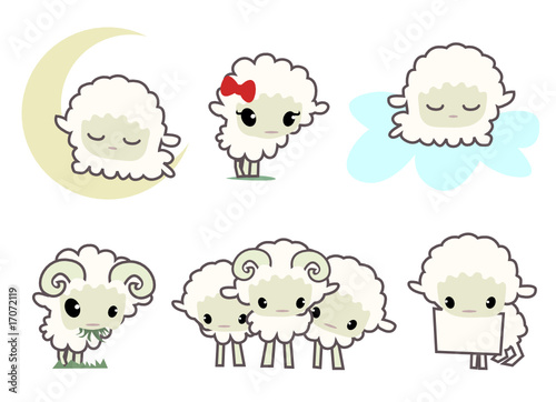 little sheeps