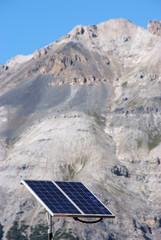 pannello solare in alta montagna2