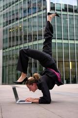Work, balance, focus