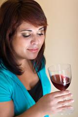 Happy Wine Taster