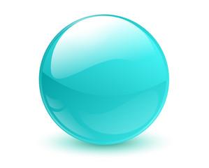 Light blue sphere