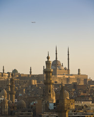 muhammad ali mosque, cairo and residential housing