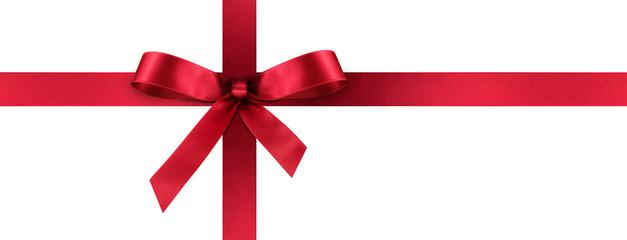 Schmuckband mit Geschenkschleife aus Satin
