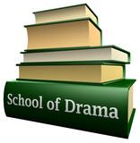 Education books - School of Drama poster