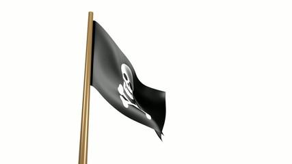 vandera pirata