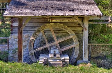 Kleines Mühlenrad 3