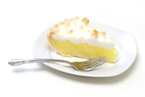 Fototapety Lemon Meringue Pie