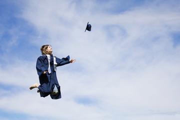 Student Graduation Excitement