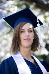 Student Graduation Portrait