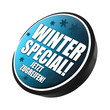 Winterspecial! Button