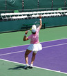 Woman Pro Tennis Player