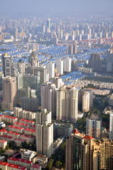 Immeubles à Shanghai
