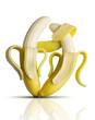 Quadro Bananas tango