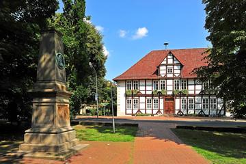 Rathaus in Barsinghausen am Deister