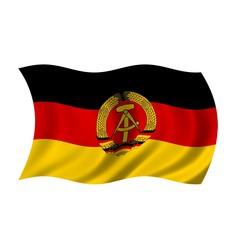 Flagge Deutsche Demokratische Republik DDR