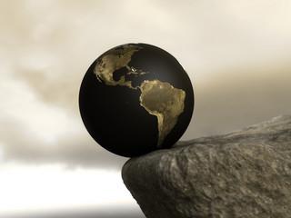 Earth on the edge