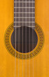 Classical Guitar Sound Hole
