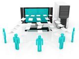 Computer Network, information sharing