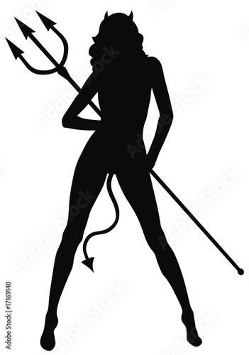 Devil woman - 17169140