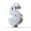 Shiny Dollar Symbol