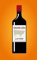 Grand cru laitier