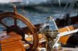 Barre de voilier ancien