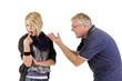 Konflikt zwischen Vater und Tochter
