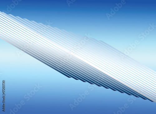 Abstract diagonal background.
