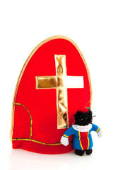 Mitre of Sinterklaas