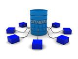database network poster