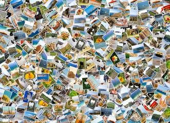 Collage di fotografie