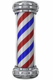 Classic Barber Pole poster