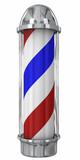 Modern Barber Pole poster