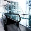 Enter to escalator