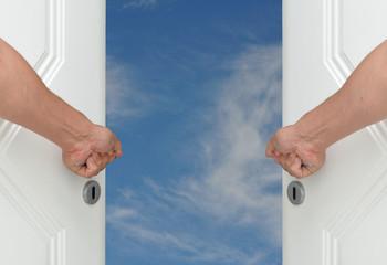 porta sul cielo