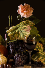 Herbststimmung - Weingenuss