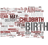 Childbirth poster
