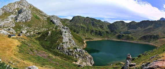 Lago La Cueva-Somiedo