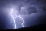Fototapety Tucson Lightning